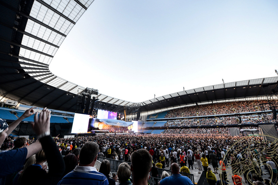 Etihad Stadium - Manchester, UK