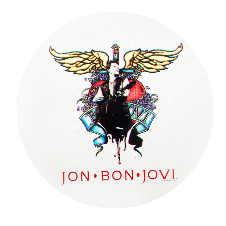 the gallery for gt bon jovi have a nice day logo