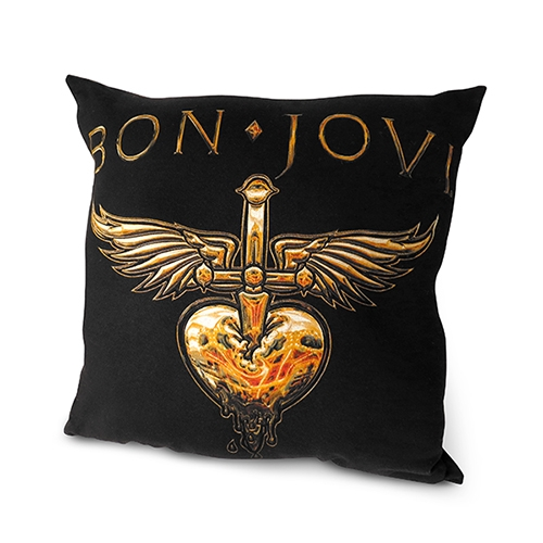 Bon Jovi Pillow