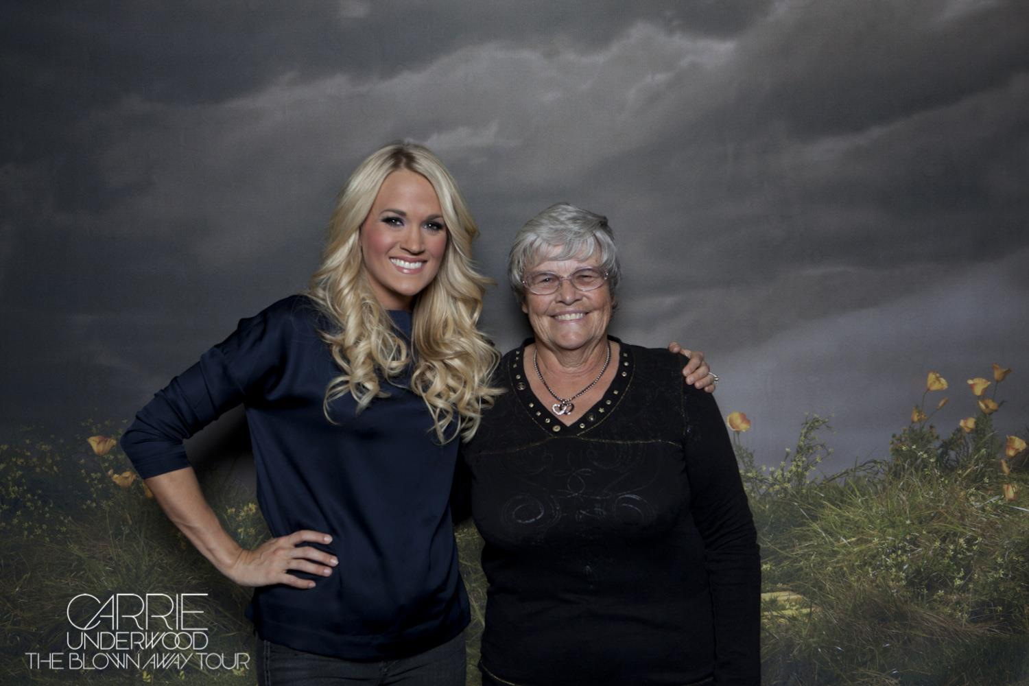 meet and greet carrie underwood tickets pittsburgh