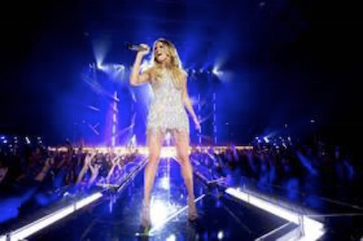 "Carrie Underwood to Perform Special ""Waiting All Day for a Super Bowl Fight"" on NBC on Feb. 1"