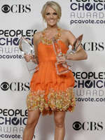 Thank you fans for voting for the 2009 People's Choice Awards!!