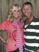 Carrie and Amber