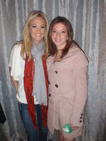 <3 Carrie & Jessica 11~5~2010 <3