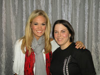 11/5/10...she remembered me! :)