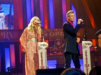 Randy Travis Tribute with Carrie