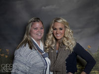 First time meeting carrie, best night of my life<3 :-)