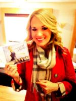 Carrie With A Copy Of The Sound Of Music:Live Soundtrack