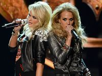 "Performing ""Somethin' Bad"" With Miranda Lambert At The Billboard Music Awards"