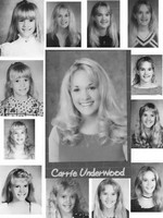 Carrie Before Idol
