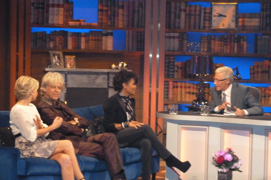 JANET appears on Paul O'Grady Live