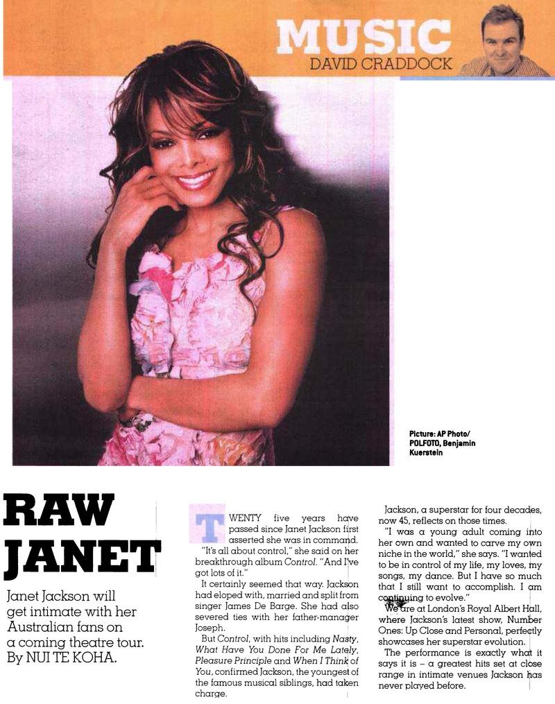 RAW JANET