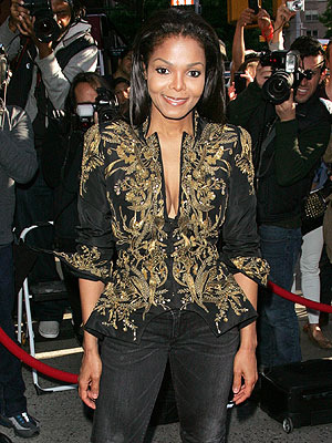 Janet Jackson Says She Doesn't Weigh Herself