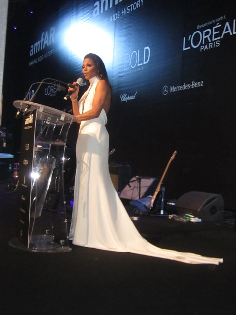 amfAR Cinema Against AIDS Cannes 2012