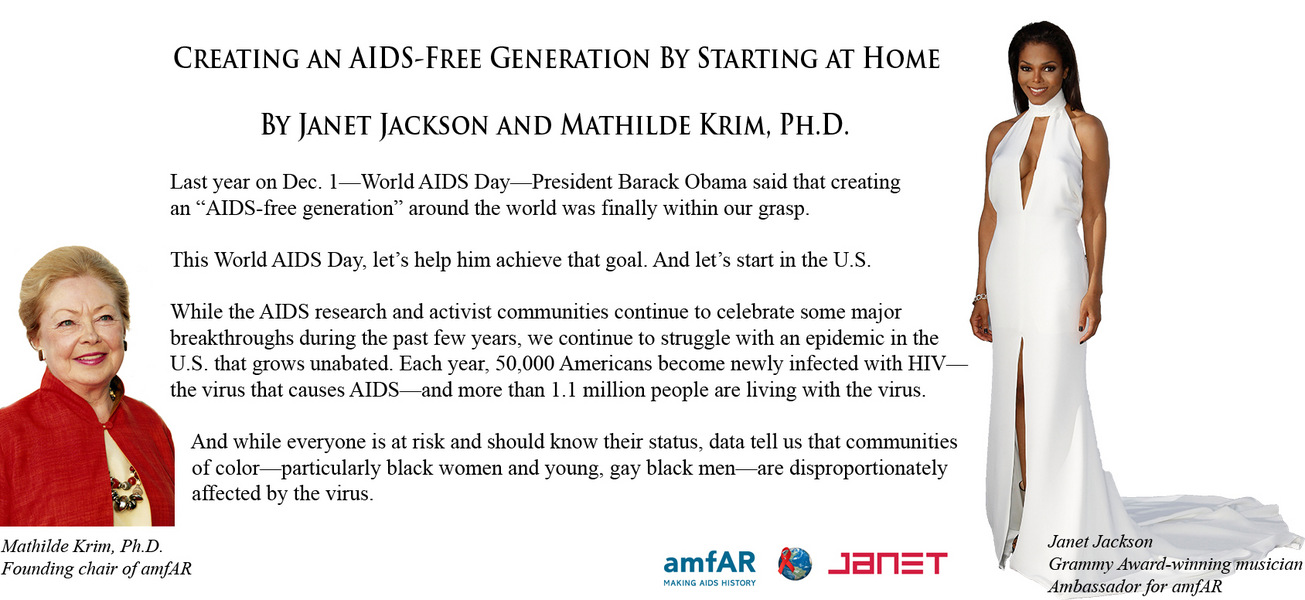 Creating an AIDS-Free Generation By Starting at Home