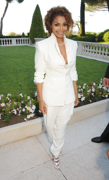 Janet Jackson News - JANET Co-chairs amfAR's Cinema Against AIDS XX