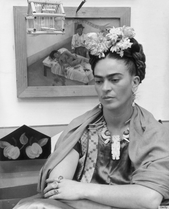 Braided Hairstyles We'll Always Love, From Frida Kahlo To Janet Jackson