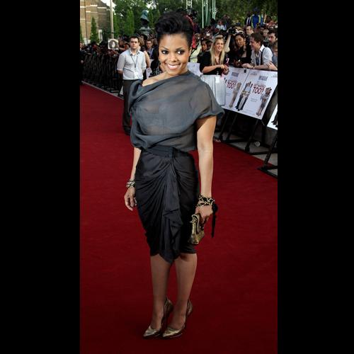 Janet jackson dress style
