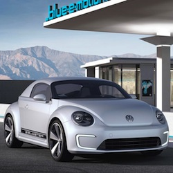 VW Electric Beetle