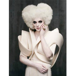 Ilja is a couture designer from the Netherlands, Amsterdam.