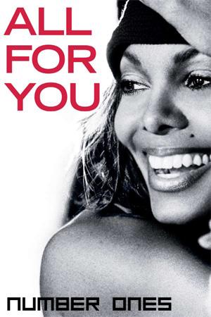 Janet Jackson Flyer