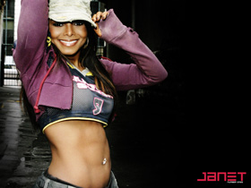 Janet Jackson Wallpaper