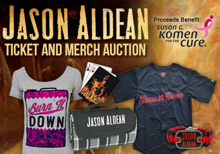 Komen Auction 2014
