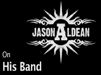Jason On His Band