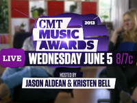 CMT Host Promo w/ Kristen Bell
