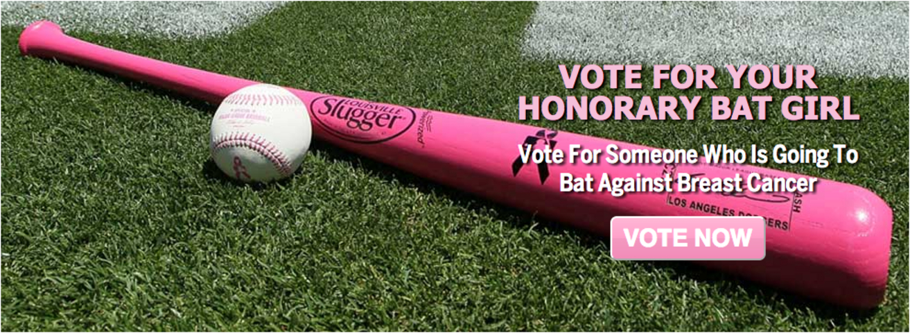 JASON TO BE GUEST JUDGE FOR 2014 MLB HONORARY BAT GIRL PROGRAM