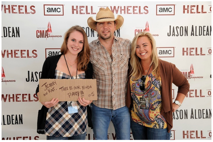 AMC's Hell on Wheels Train Concert