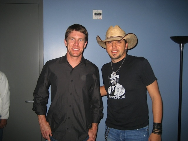Jason and Carl Edwards