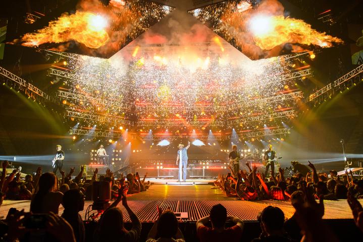 2014 BURN IT DOWN TOUR