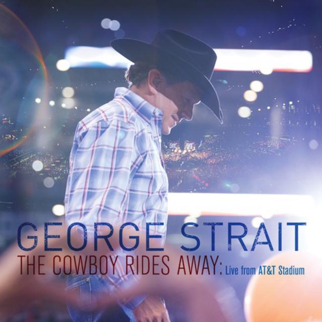 "Jason Featured on George Strait's ""The Cowboy Rides Away"" Live Album"