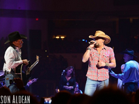 Jason & George Strait: Bosier City, LA 1/9/14