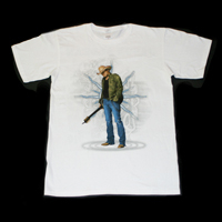 White Photo 2010 Tour Tee