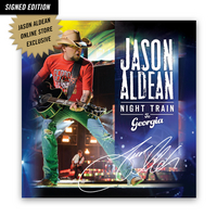 "SIGNED ""NIGHT TRAIN TO GEORGIA"" DVD"