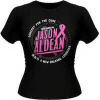 Concert for the Cure 2013 Womens T-Shirt