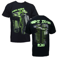 Jason Aldean 2014 Tour T-Shirt Option 1