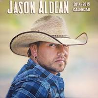 Jason Aldean 2015 Calendar