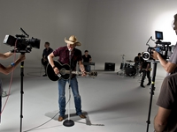 "BEHIND THE SCENES: ""TAKE A LITTLE RIDE"" VIDEO SHOOT"