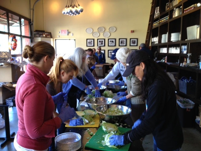 Hurricane Sandy Relief: Thanks to the Soul Kitchen Volunteers Who Answered the Call