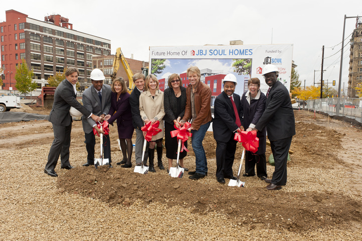 PROJECT H.O.M.E. ANNOUNCES GROUNDBREAKING OF JBJ SOUL HOMES, CITY'S NEWEST BUILDING FOR PEOPLE IN NEED
