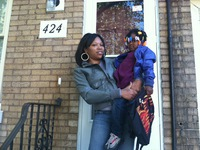 First Time Homebuyer Moves into Heart of Camden Home Funded by JBJSF