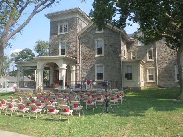 Merrick Hall Grand Opening
