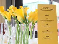 The JBJ Soul Kitchen Welcomes Mario Batali