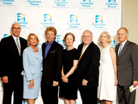 Jon Bon Jovi with the Covenant House NY Board Members