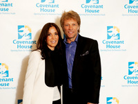 Honorees of the Evening: Olivia Harrison and Jon Bon Jovi