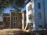 Merrick Hall Construction Updates 11.14.2013