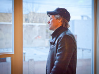 Jon Bon Jovi Visits JBJ Soul Homes